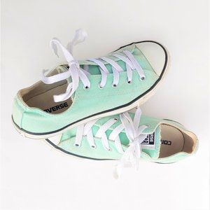 Converse All star Chuck Taylor Ox Mint Green Youth
